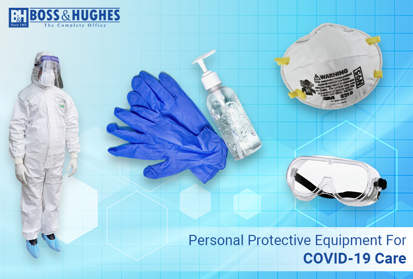 Personal Protective Equipment For COVID-19 Care